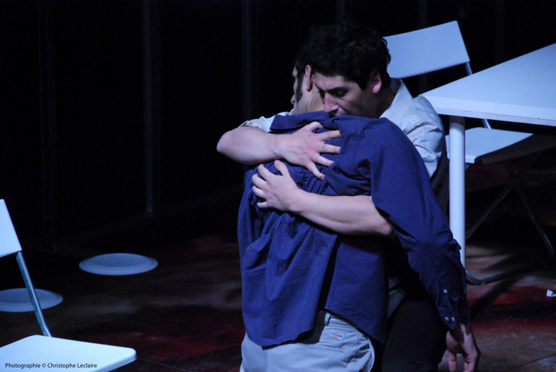 2 FRÈRES de la compagnie Teatro di Fabio